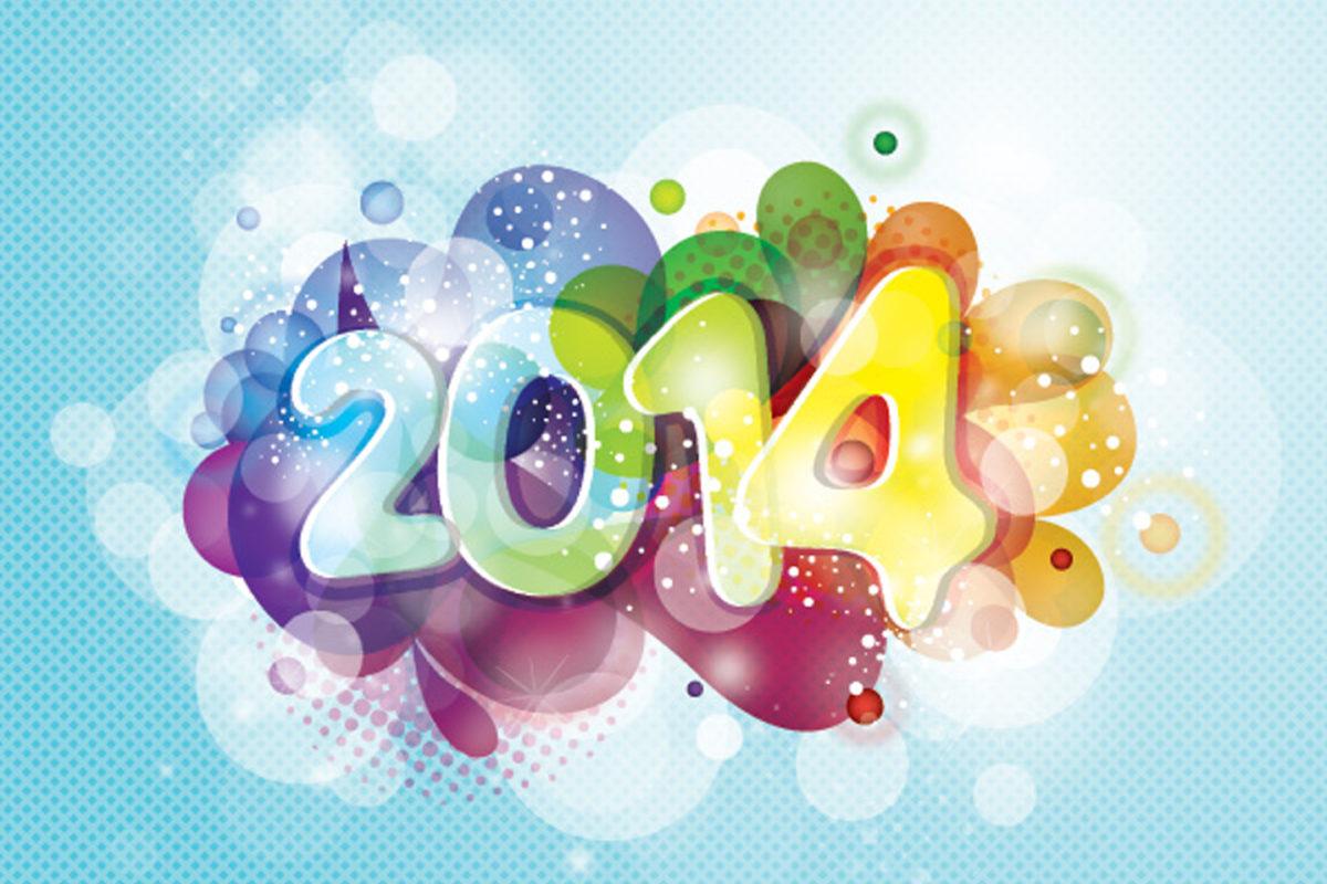 Les bonnes résolutions 2014