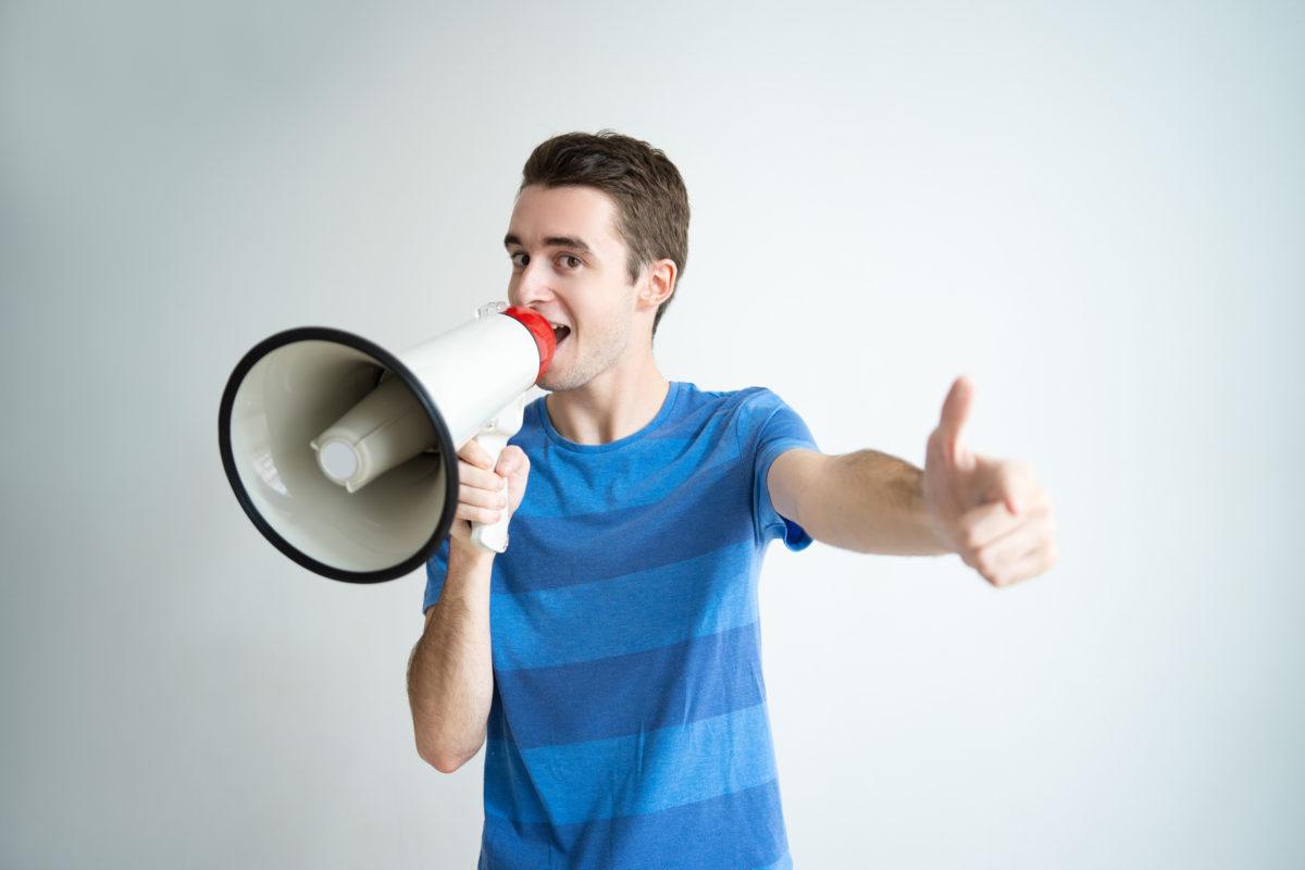 Comment trouver le bon ton de voix ?